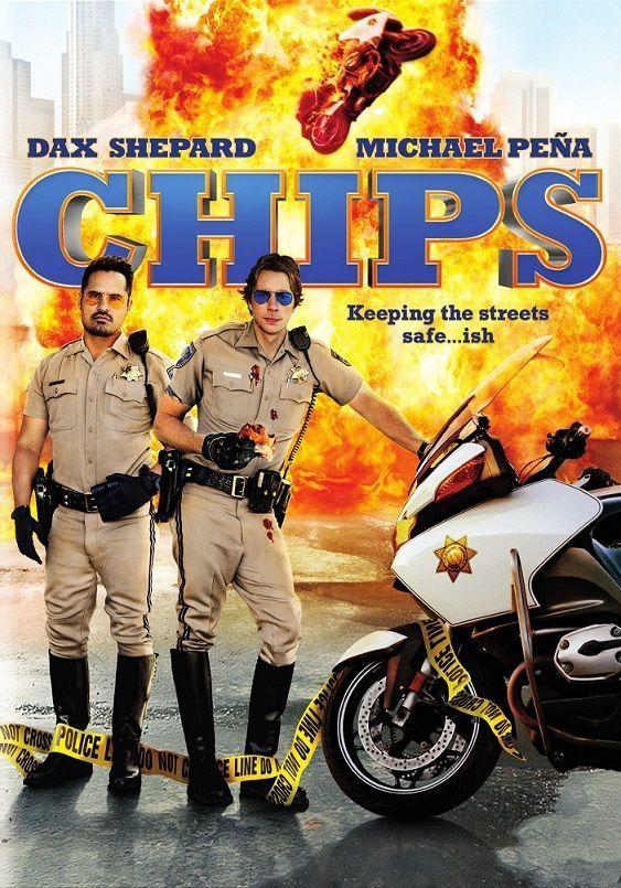 Chips - Patrulha de Doidos