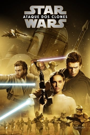 Star Wars: Episódio II - Ataque dos Clones