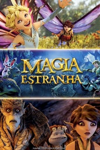 Magia Estranha