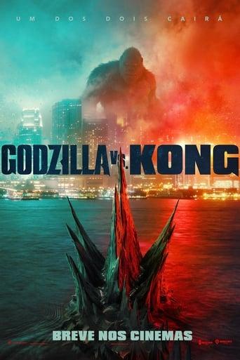 Godzilla vs. Kong (EM BREVE DUBLADO)
