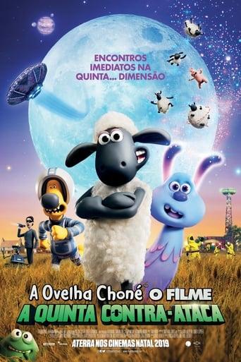 Shaun, O Carneiro - O Filme: A Fazenda Contra-Ataca