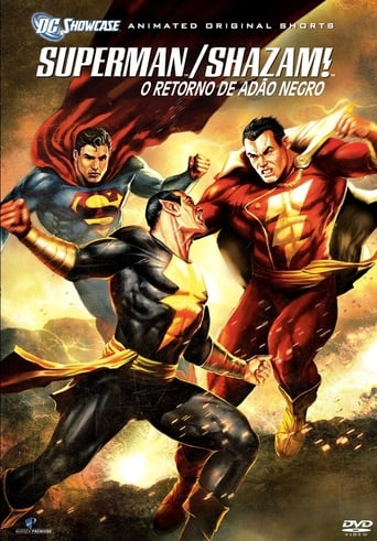 Superman e Shazam: O Retorno do Adão Negro