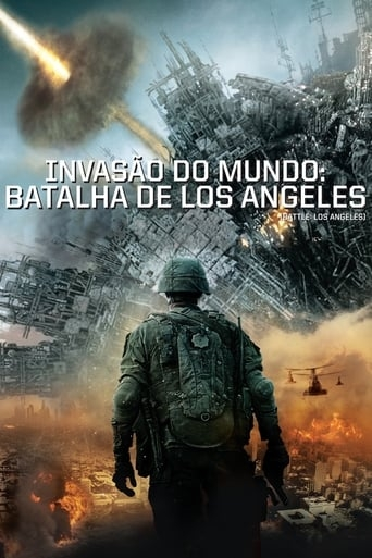 Invasão do Mundo: Batalha de Los Angeles