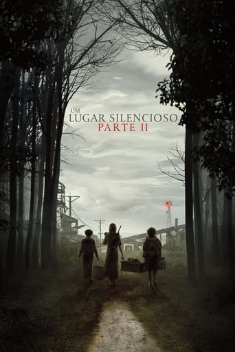 Um Lugar Silencioso - Parte II
