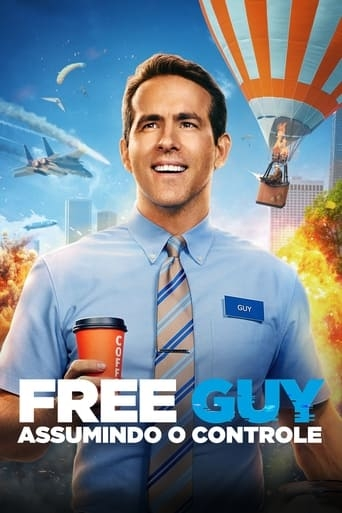 Free Guy: Assumindo o Controle