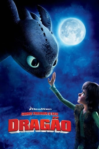 Como Treinar o Seu Dragão - How to Train Your Dragon