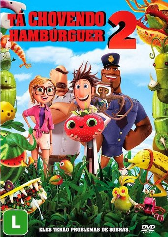 Tá Chovendo Hambúrguer 2 - Cloudy with a Chance of Meatballs 2