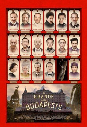 O Grande Hotel Budapeste - The Grand Budapest Hotel