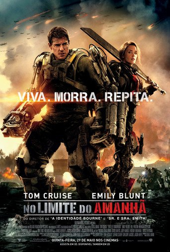 No Limite do Amanhã - Edge of Tomorrow