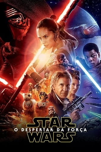 Guerra nas Estrelas: Episódio VII - O Despertar da Força - Star Wars: Episode VII - The Force Awakens