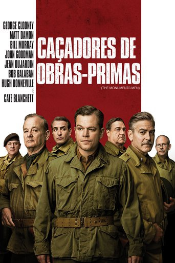 Caçadores de Obras-Primas - The Monuments Men
