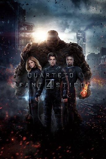Quarteto Fantástico - Fantastic Four