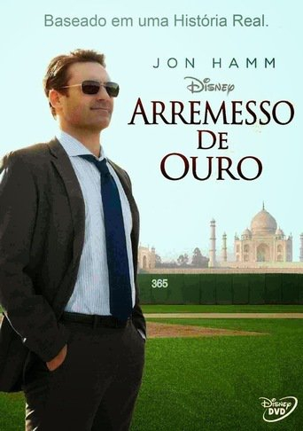 Arremesso de Ouro - Million Dollar Arm