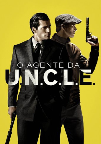 O Agente da UNCLE - The Man From U.N.C.L.E.
