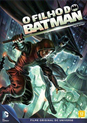 O Filho Do Batman - Son of Batman