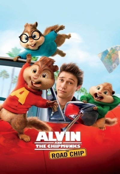 Alvin e os Esquilos: A Grande Aventura - Alvin and the Chipmunks: The Road Chip