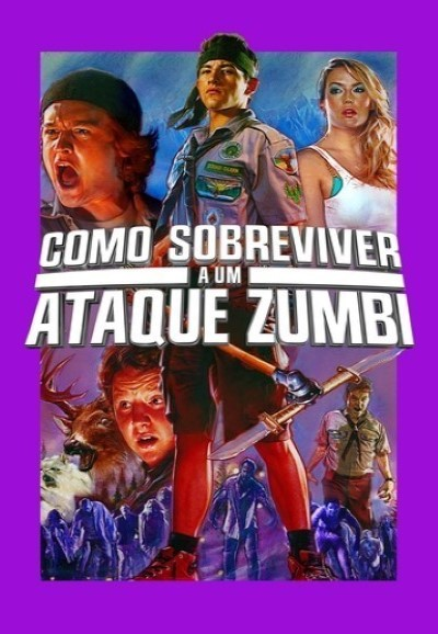Como Sobreviver a um Ataque Zumbi - Scouts Guide to the Zombie Apocalypse