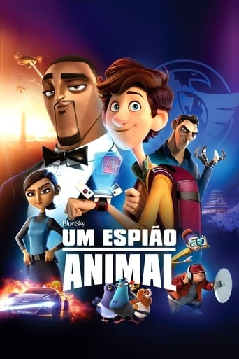 Um Espião Animal -  Spies In Disguise