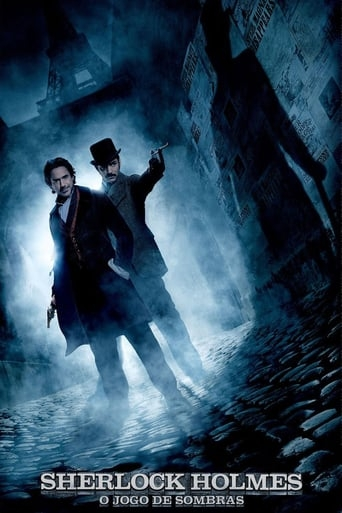 Sherlock Holmes: O Jogo de Sombras