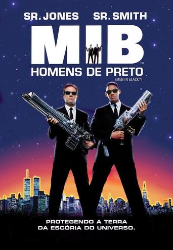 MIB - Homens de Negro