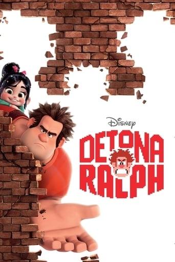 Detona Ralph - Wreck-It Ralph