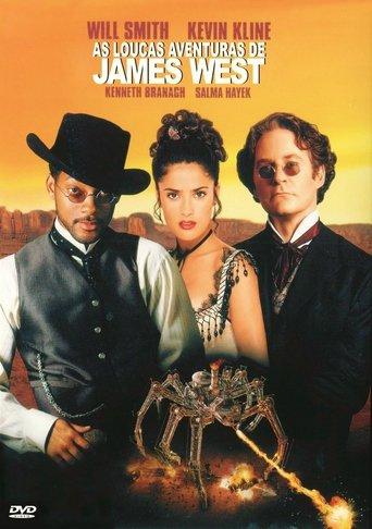 As Loucas Aventuras de James West - Wild Wild West